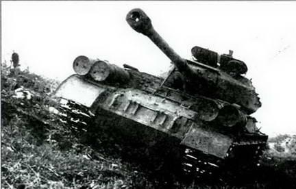 Эталонный танк ИС-4 на министерских испытаниях. Весна-лето 1947 г.
