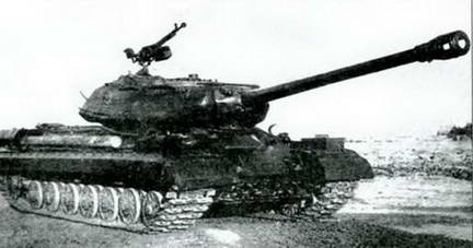 Танк ИС-4М. Осень 1949 г.