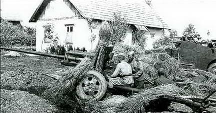 57-мм противотанковая пушка обр 1943 г. ЗИС-2.