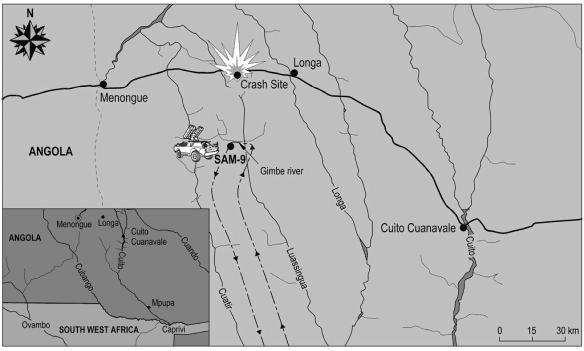2    Operation Cerberus    September 1985