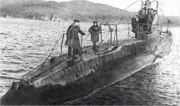 Щ-117 являлась головной подводной лодкой типа «Щука».
