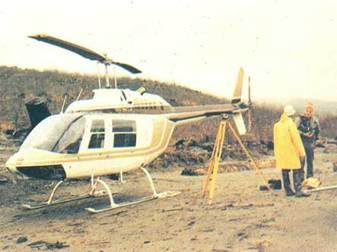 БЕЛЛ 206 (OH-58) «ДЖЕТ РЕЙНДЖЕР»