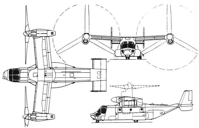 БЕЛЛ БОИНГ V-22 «ОСПРИ»