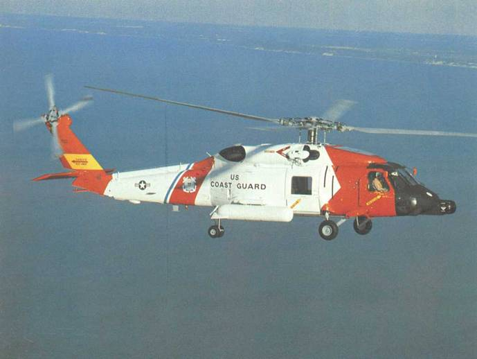 СИКОРСКИИ SH-60B «СИ ХОУК»