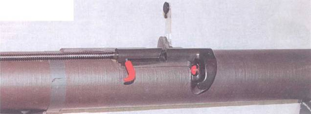 Спусковой механизм гранатомета «Миниман».
