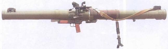 Ручной противотанковый гранатомет РПГ-29