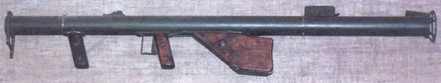 Реактивное противотанковое ружье «Базука» М.1.