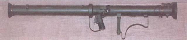 Реактивное противотанковое ружье М.18.
