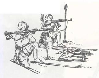 Ручной противотанковый гранатомет РПГ-7В
