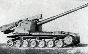155-мм самоходная автоматическая пушка AKV 151.
