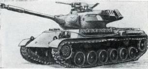 Рис. 146. Танк М61
