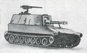 Рис. 21. Самоходная установка М108
