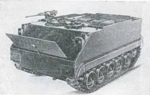 Рис. 33. Бронетранспортер М59