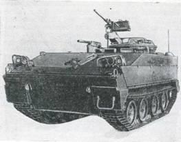 Рис. 36. Бронетранспортер M114