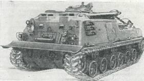 Рис. 46. Ремонтно-эвакуационная машина М88