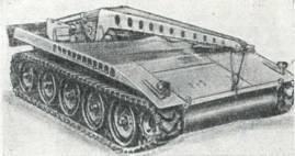 Рис. 47. Небронированная ремонтно-эвакуационная машина Т119 (без башни)