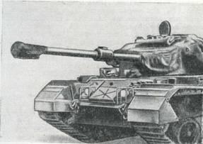 Рис. 52. Танк «Центурион» MkVII