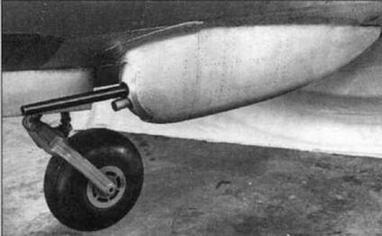 Истребитель МиГ-15 №109035 (СУ) с носовой ограниченно-подвижной установкой В-1 -25-Ш-3