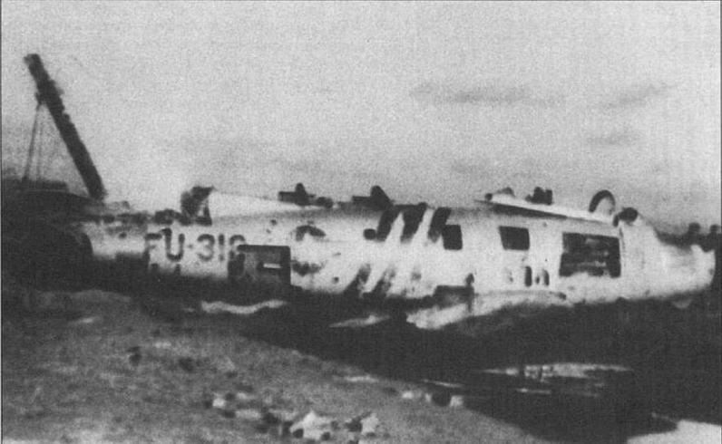 F-86A-5-NA № 49-1319, сбитый Е.Г. Пепеляевым в воздушном бою 06.10.51 г.