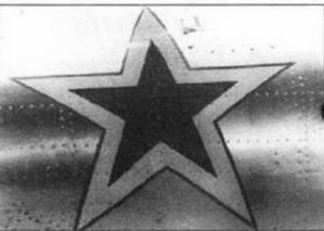 Окраска самолета и размещение опознавательных знаков