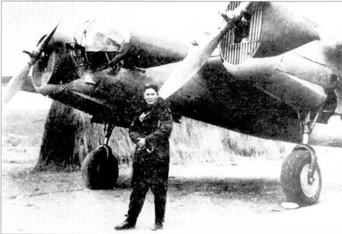 Китайский пилот у СБ.