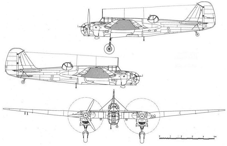 СБ-2М-103 выпуска 1940г.