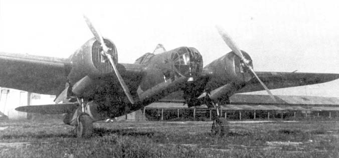 СБ-2М-100 республиканских ВВС