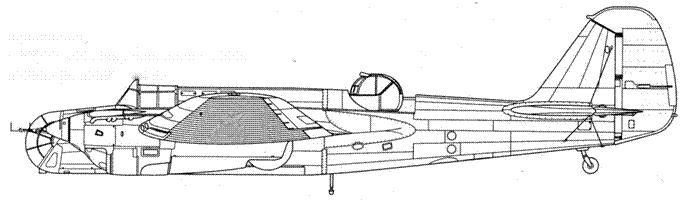 СБ-2М-103 выпуска завода в Армении — новая турель на старом месте