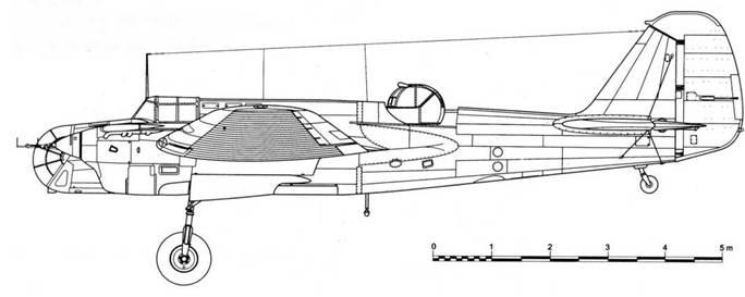 СБ-2М-103 машина старого выпуска доработана до стандартов поздних машин