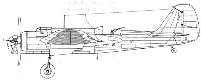 СБ-2М-100А «Катюшка» с радиостанцией