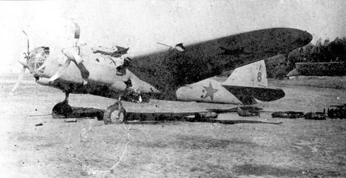 Доставшийся немцам СБ, лето 1941г.