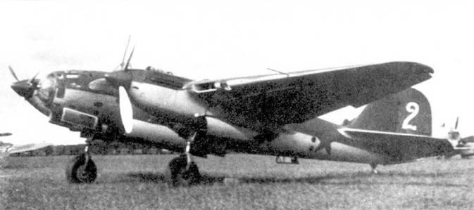 Трофейный Ар-2, июль 1941. Северо-Западный фронт.