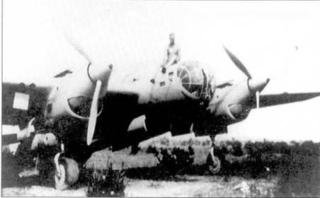 Один из СБ-2М-103, захваченный гитлеровцами летом 1941 года.