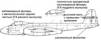 Meteor F 8