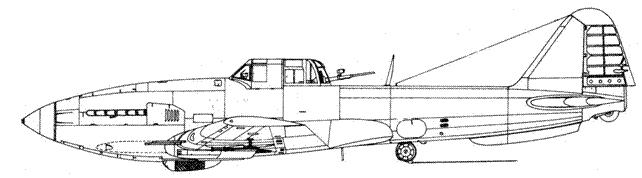 Учебный вариант Ил-10М