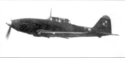 СБ-33 учебного подразделения в полете. Обратите внимание на обозначения выполненные желтым цветом на киле самолета. Носок кока — белый. Как и все учебные СБ-33 и этот самолет имеет только одну крыльевую пушку и одну направляющую для ракеты.
