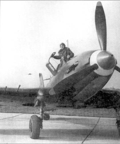 Б-33 одного из польских полков. Хорошо виден ряд особенностей фюзеляжи.