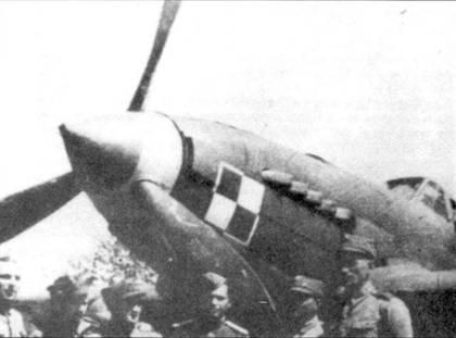 Во время войны, польские Ил-2 Тип 3 несли Шаховницу — польский национальный опознавательный знак на носу, в дополнение к стандартным знакам советских ВВС. Некоторые самолеты несли Шаховницу за выхлопными патрубками, другие имели обозначение перед ними.
