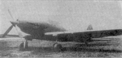 Два вида Ил-8 №2 разработанного на базе концепции Ил-10, а не как Ил-8 №1 на основе Ил-2. Хорошо виден четырехлопастной винт, измененные гондолы основных стоек шасси, а так же пушки установленные в верхней части передней кромки крыла.
