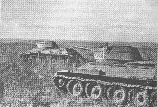 На помощь Сталинграду! В атаке танки Донского фронта. Сентябрь 1942 года