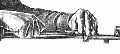 ГЛАВА VI УХОД ЗА АВТОМАТИЧЕСКИМ КАРАБИНОМ, ЕГО ХРАНЕНИЕ И СБЕРЕЖЕНИЕ