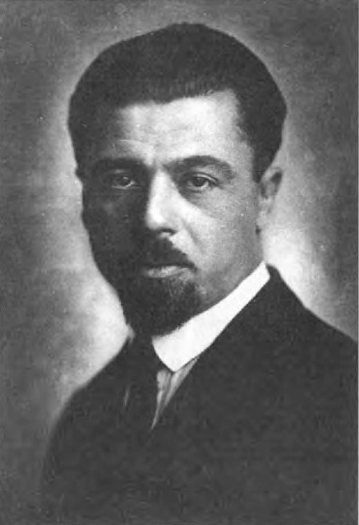 Разведчик-нелегал Л.Л. Линицкий