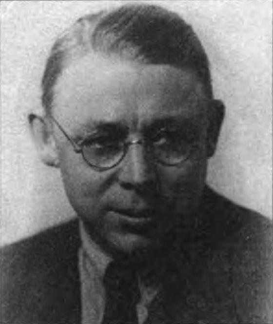 Василий Михайлович Зарубин. Москва, 1940 г.