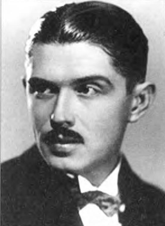 Разведчик-нелегал «Андрей» (Д.А. Быстролетов). 1930 г.