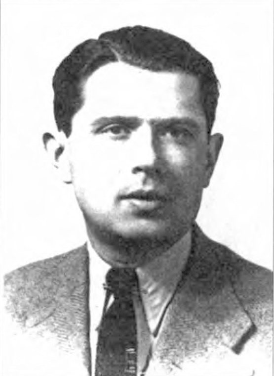 Дмитрий Александрович Быстролетов. Москва, 1937 г.