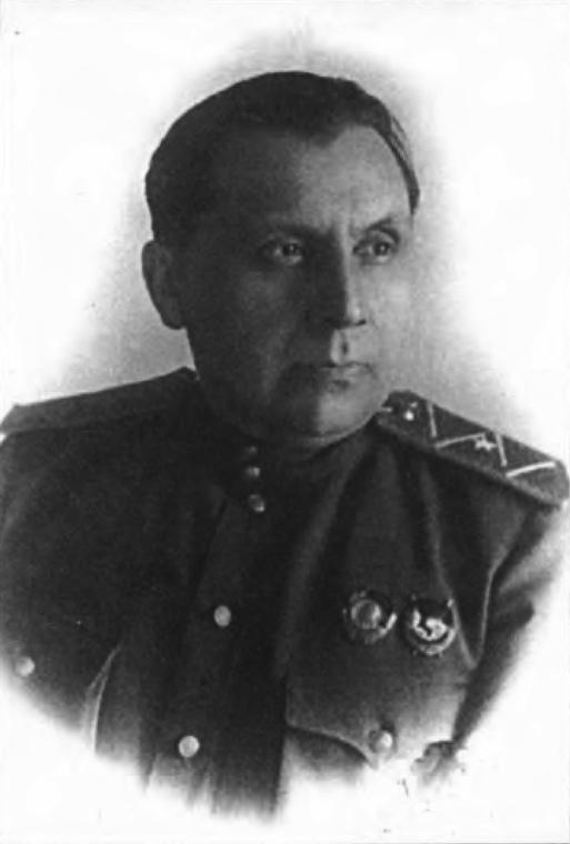 Генерал Н.И. Эйтингон. Москва, 1946 г.
