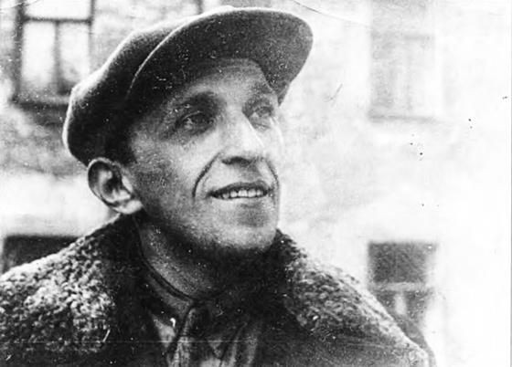 Яков Исаакович Серебрянский. Москва, 1942 г.