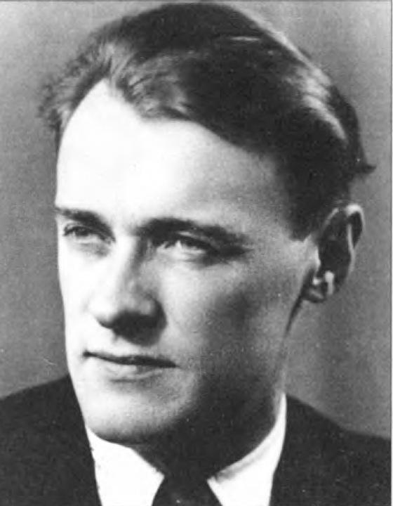 «Александр Эрдберг» (А.М. Коротков). Германия, 1936 г.