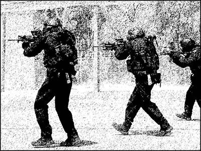 Спецназ австралийской армии SOCOMD