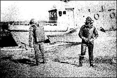 Основной курс подготовки боевых пловцов американских «тюленей»